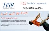 HSR K-12 Student Insurance