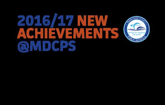 2016-2017 M-DCPS Top 35 New Achievements
