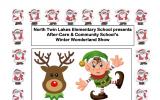 NTL Elementary presents After-Care & Community School's Winter Wonderland Show