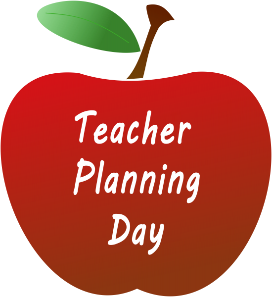 Teacher Planning Day