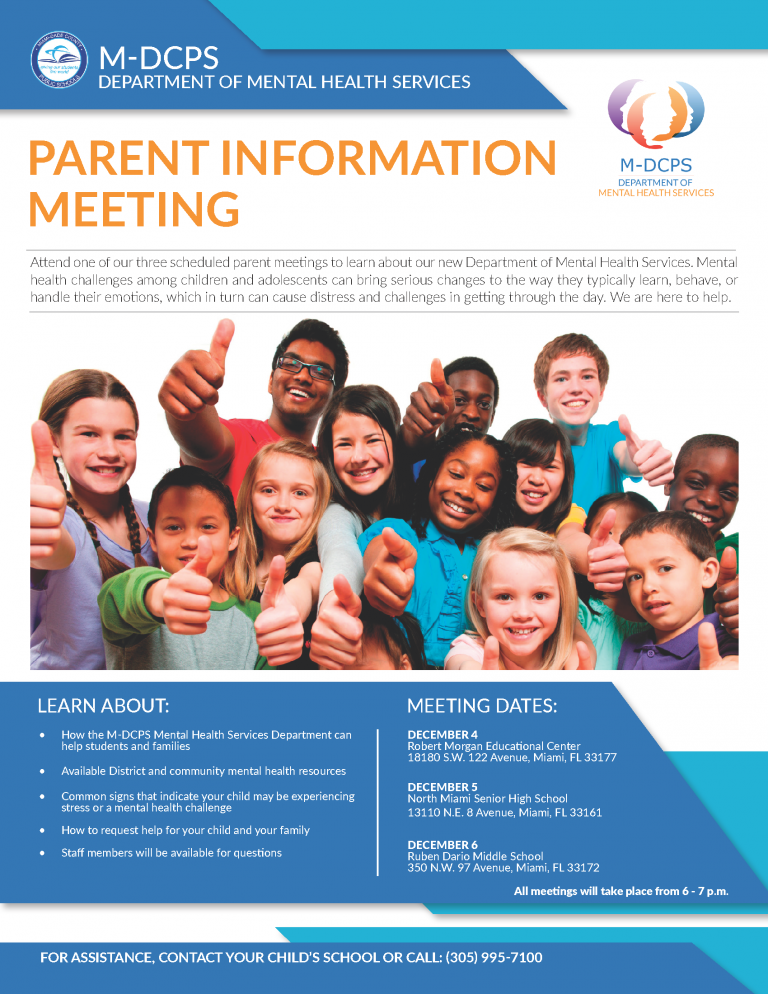 Mental Health_Flyer_Parent Meeting
